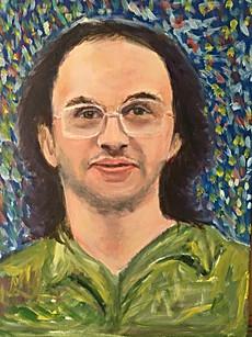 Portrait of Ilya