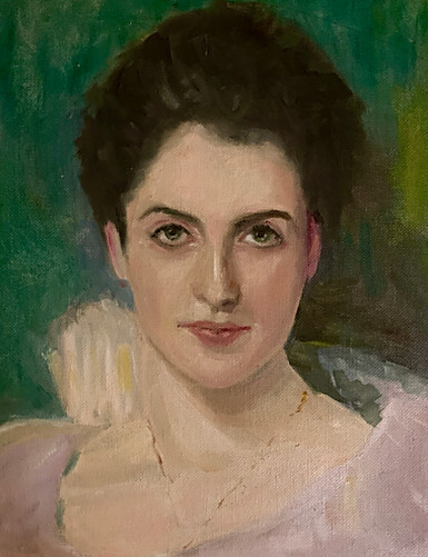 Lady Angie (John Sargent)
