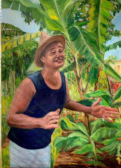 Organic Farmer.