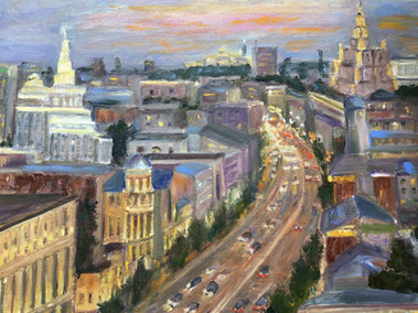 Gardern Circle, Moscow