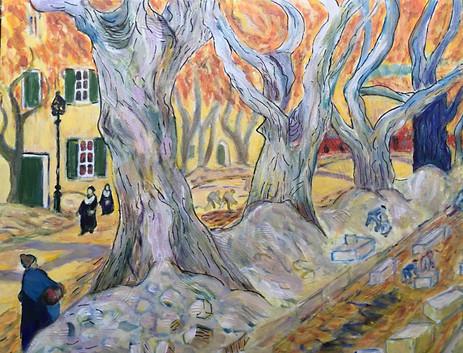 Copy of Van Gogh