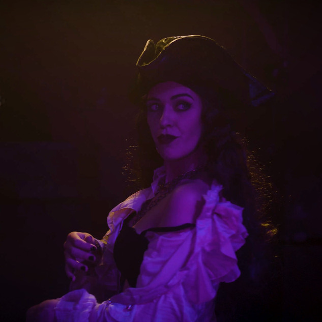 Hen's Night Melbourne Ultimate Hen's Night Ideas in Melbourne Queens of the Damned Theatre Restaurant The Pirate Experience Dinner and Show