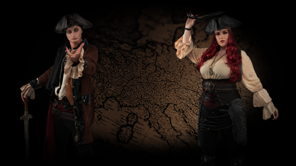 The Pirate Experience Theate Restaurant Melbourne Dinner and Show