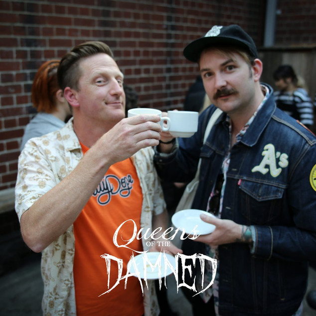 The ultimate Bucks Night in Melbourne. Dinner and show at the Old Melbourne Gaol.