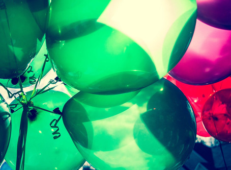 birthday parades