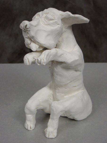 Pup, Private Collection