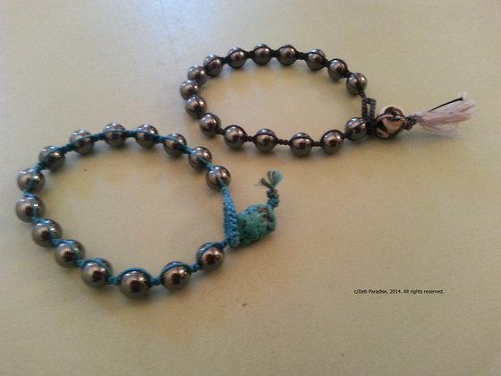 Hematite Energy Bracelet
