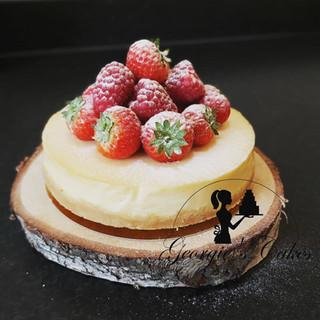 Cheesecake bruidstaart Georgie's Cakes.j