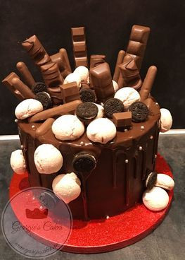 Choco-choco-choco taart.jpg