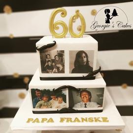 60 jaar foto taart - Georgie's Cakes.jpg
