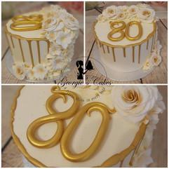 80 jaar dripcake - Georgie's Cakes.jpg