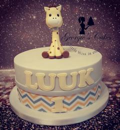 1e verjaardag giraf taart.jpg