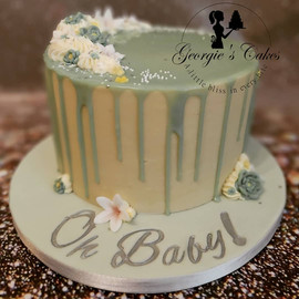 Gender neutral babyshower cake.jpg
