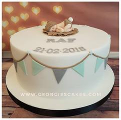 Georgie's Cakes geboorte taart.jpg