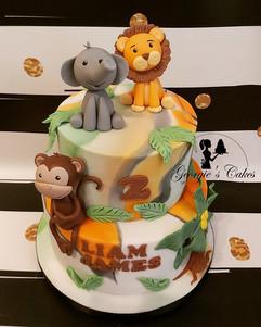 Dieren thema taart 2e verjaardag.jpg