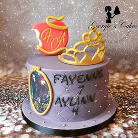 Decendants taart - Georgie's Cakes.jpg