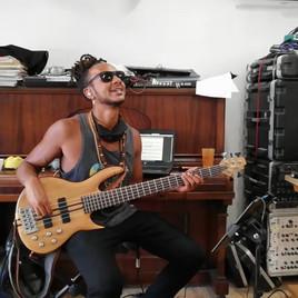 Sunny en recording