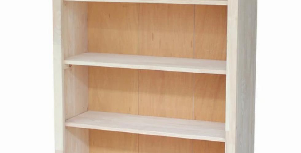 The Classic Shaker Bookshelf (5 Size Options)