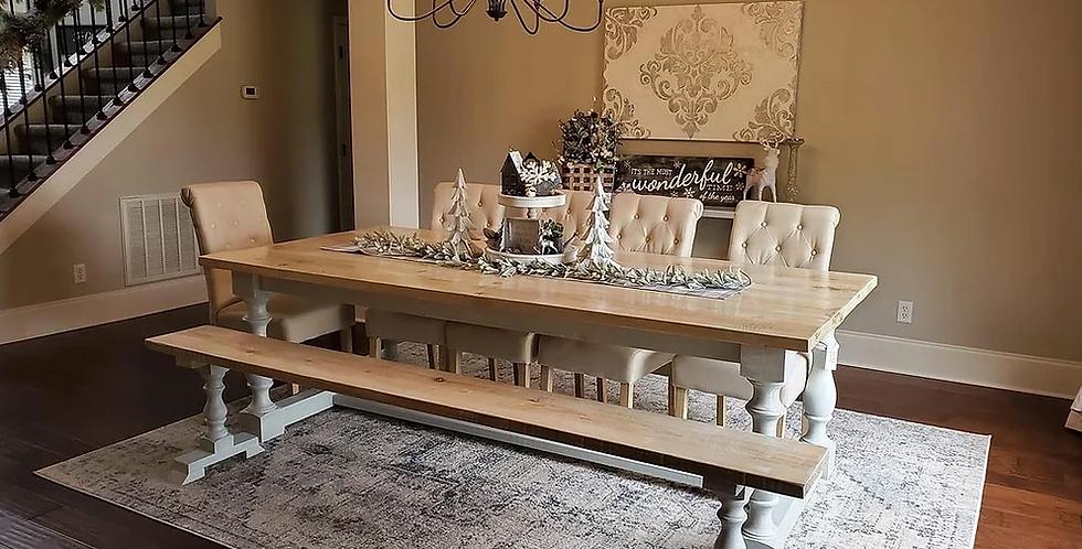 The Monticello Table