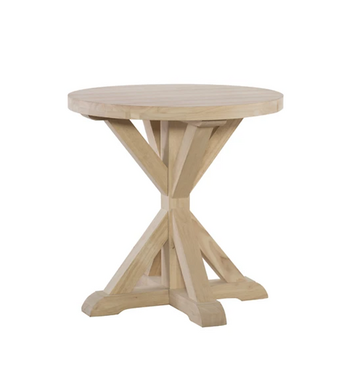 The Sienna Round End Table