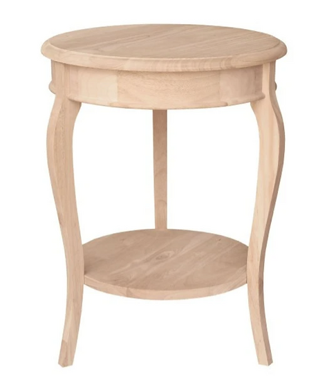 The Rehoboth Round End Table