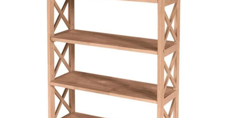 The Original Hardwood Bookshelf (2 Size Options)