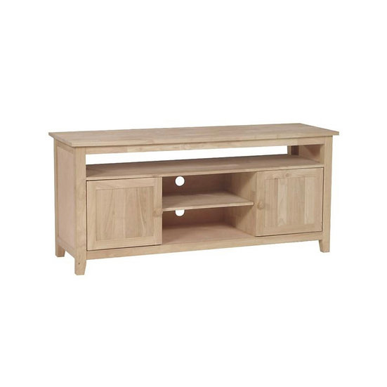The Congaree Entertainment Center (2 Size Options)