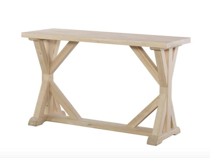 The Sienna Sofa Table