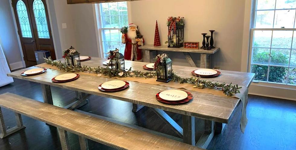 The Charleston Table