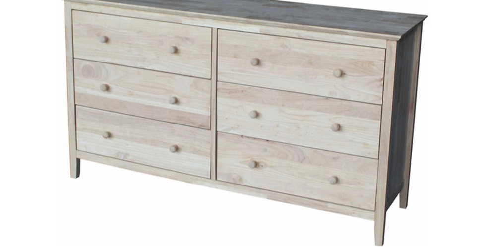The Wilmington 6-Drawer Dresser