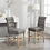 Thumbnail: Fabric Tufted Chair (2 Height Options)