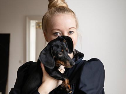 MICHAELA STRACHWITZ: Fashion Director & Neo-Hundeliebhaberin