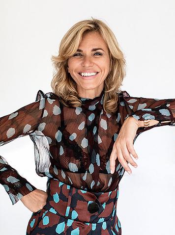 Sabine Kreuzspiegl Portrait, Gründerin von top dog cool cat