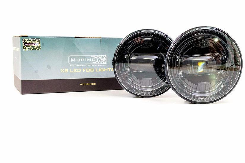 CUSTOM Morimoto XB LED Fog Lights: F150 2009-2014