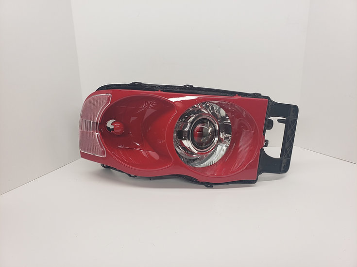ASOI 3G2: Projector Retrofit and Paint Matched Headlights