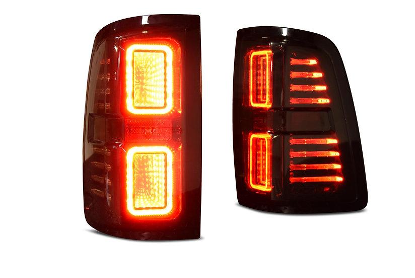 Morimoto XB LED Tail Lights: 2009-2018 Ram