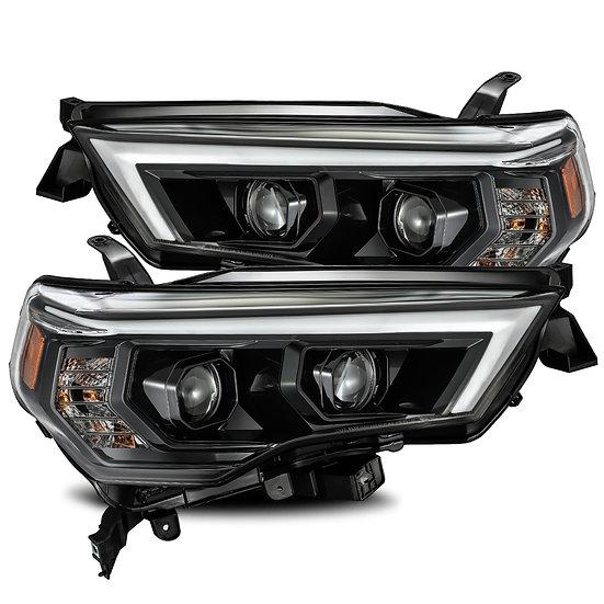 ALPHAREX Pro/LUXX Dual Projector Headlights: Toyota 4Runner 2010-2020