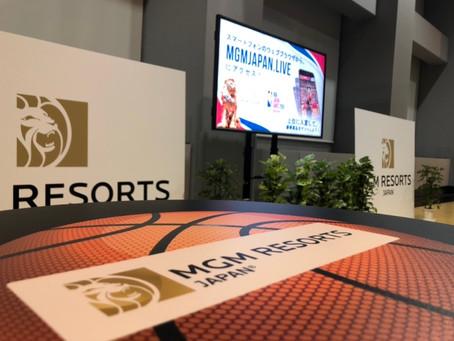 モバイルゲーム「Play Live」、NBA Japan Games 2019のタイムアウトイベントとして開催
