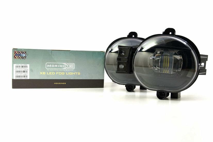 Morimoto XB LED Fog Lights: 2002-2006 RAM
