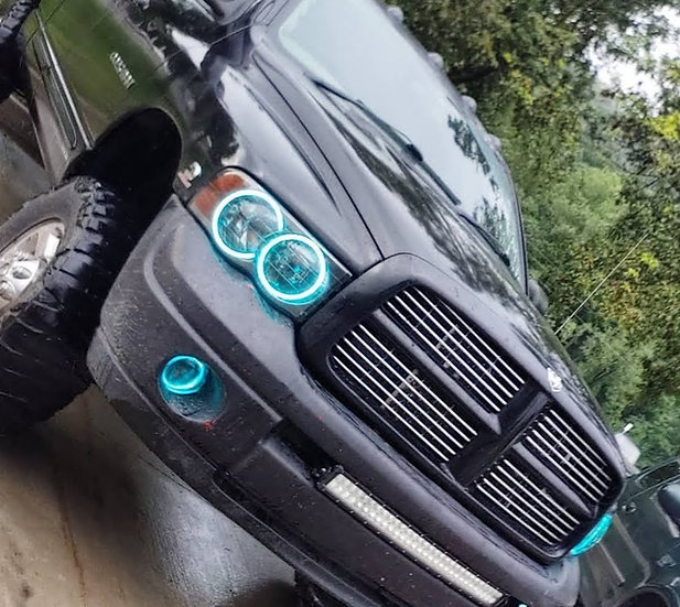 ASOI 3G3: Color Changing Halo Headlights
