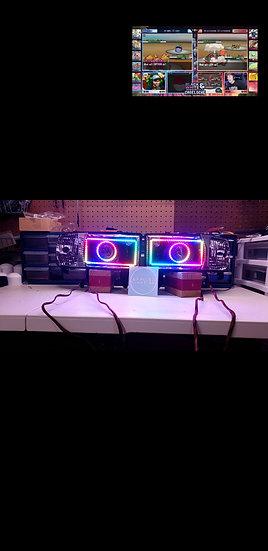 ASOI 2G14: Color Chasing Projector Retrofit Headlights