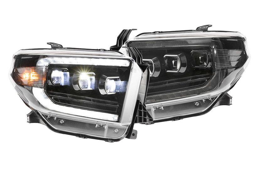 Morimoto XB LED Style Headlights: Toyota Tundra 2014-2020
