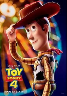 Toy Story 4 de los estrenos imperdibles de este 2019!!