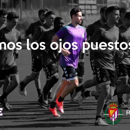 Vacaciones futboleras junto a La academia formativa Real Valladolid en bogotá!!! |