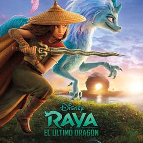 Raya y el último dragón una lección de fé y confianza
