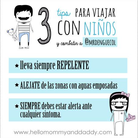 Lo que toda mamá debe saber sobre el dengue!!!