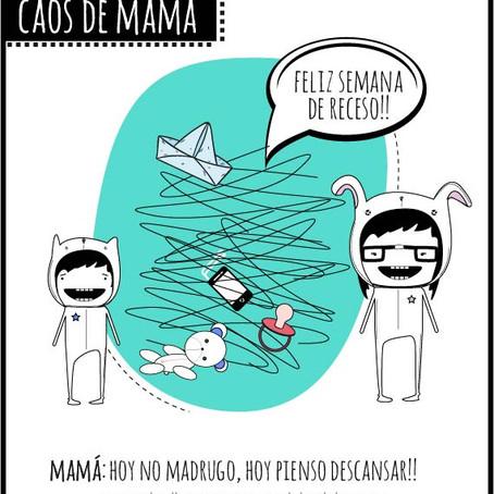 caos mamá