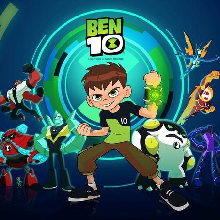 BEN 10 ¡mejor que nunca! llega a Cartoon Network!!
