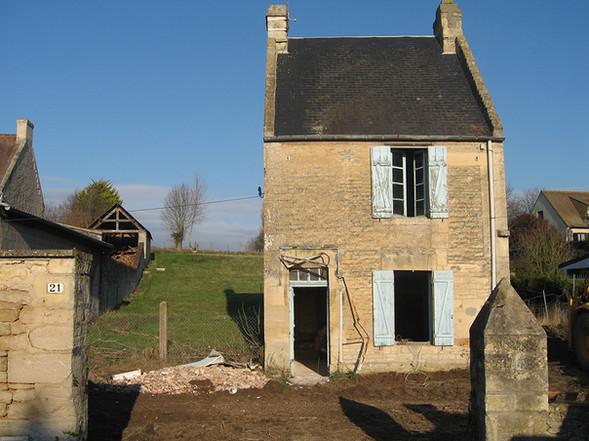Agrandissement + Rénovation Résidences Caennaises