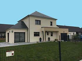 Résidences Caennaises | maison à 4 pans | Caen | Calvados